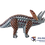 Thumbnail: Wood Alebrije | Dinosaur Triceraptops