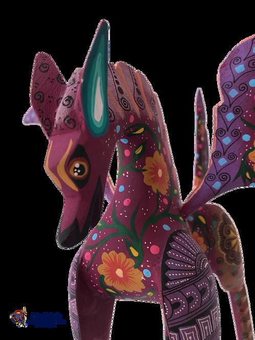 Wood Alebrije | Pegasus