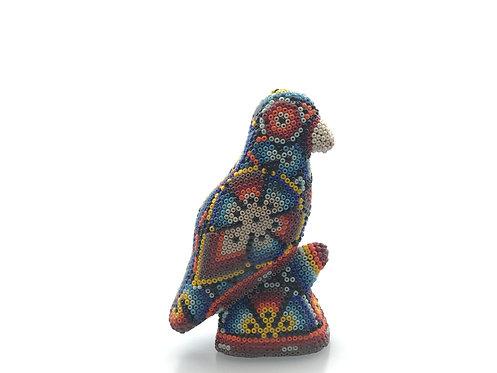 Perico de Chaquira - Arte Huichol