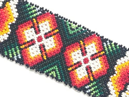 PULSERA DE CHAQUIRA - Arte Huichol