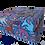 Thumbnail: Alebrije de Madera | Caja Alhajero Azul con Relieve