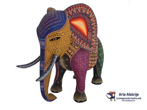 Alebrije de Madera | Elefante