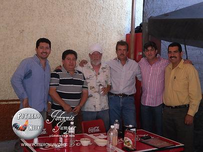 POTRERO NUEVO, GALLOS DE PELEA Y COMBATE | México