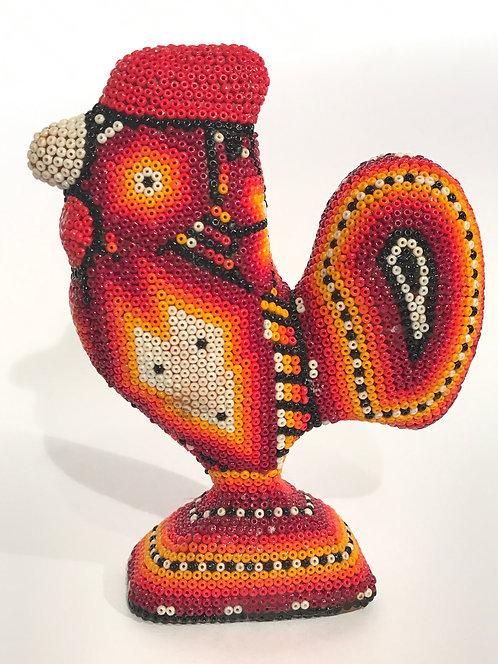 GALLO - Arte Huichol