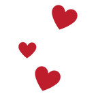 —Pngtree—three red cute heart shapes_398