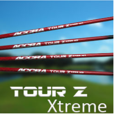 Accra Tour Z Extreme Premium Driver Golf Shafts 400 Series