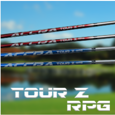 Accra Tour Z RPG Premium Driver/ Woods Golf Shafts 400 Series
