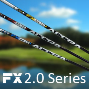 Accra Fx 2.0 Premium Fairways Golf Shafts 200 Series