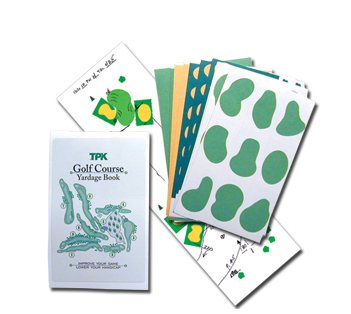 Create a Course Yardage Book