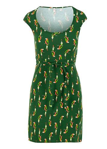 flamingo bingo dress - parrot parody
