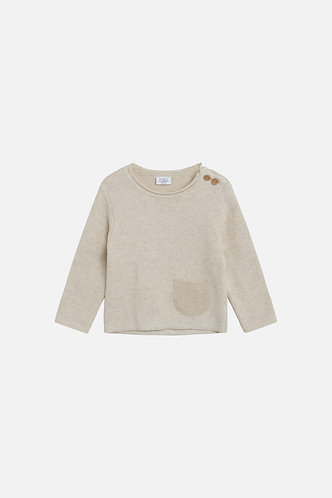 Hust&Claire-Pilou Pullover