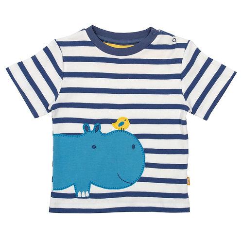Kite-Hello Hippo T-Shirt