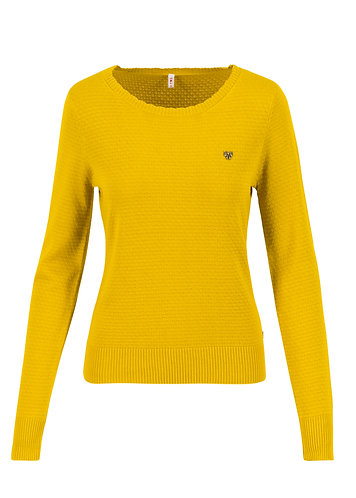 Blutsgeschwister - Chic Mystique Pully Svited in Yellow