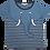 Thumbnail: Enfant Terrible-Shirt Mit Streifen und Elefant