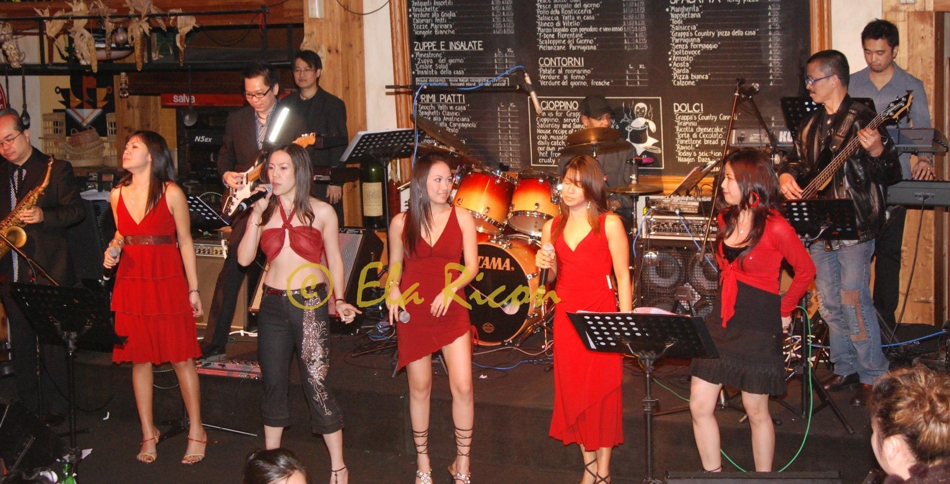 Ela Alegre - My Funky Valentine 2007