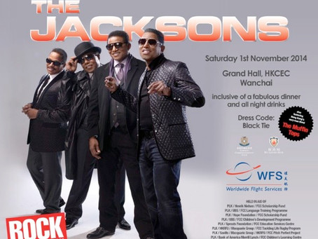 FCC Ball 2014 features: The Jacksons
