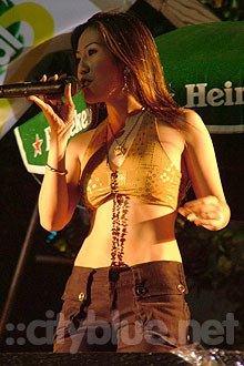 Ela Alegre - Heineken 2004 Bkk