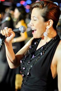Ela Alegre - Ritz Carlton opening
