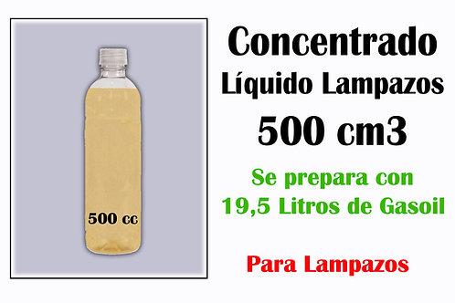Concentrado para preparar Liquido de Lampazos