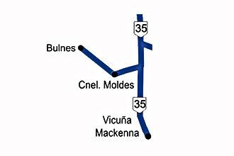 Zona 13 -Cnel Moldes y V Mackenna