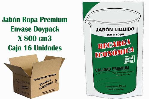 Jabón Premium X 800 Caja X 16 Unidades ($ 50,87 C/U)