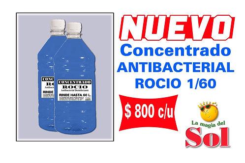 Concentrado Antibacterial ROCIO 2 X 1 Litro ($ 800 c/u)