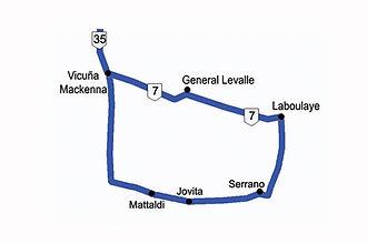 Zona 1 Laboulaye