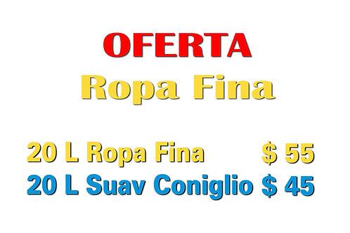 OFERTA Ropa Fina