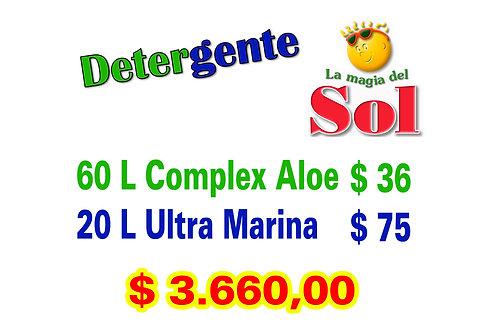 Detergente Complex + Ultra