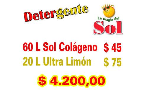 Detergente Colágeno + Ultra
