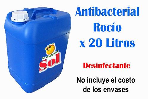 Antibacterial ROCIO X 20 Litros