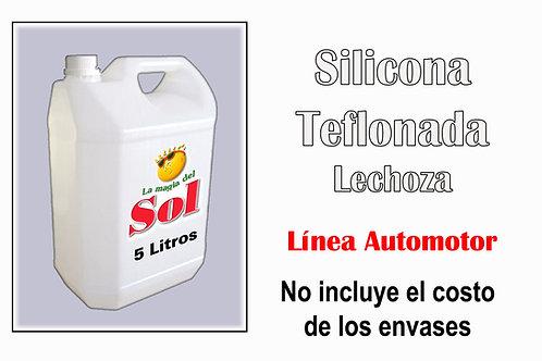 Silicona Teflonada X 5 Litros ($ 207,00 x Litro)