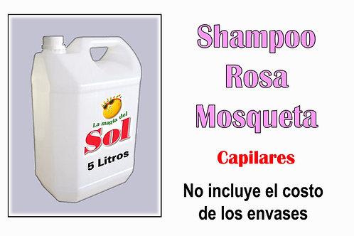 Shampoo Rosa Mosqueta X 5 Litros