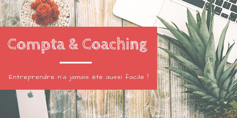 Compta & Coaching : entreprendre n'a jamais été aussi facile !