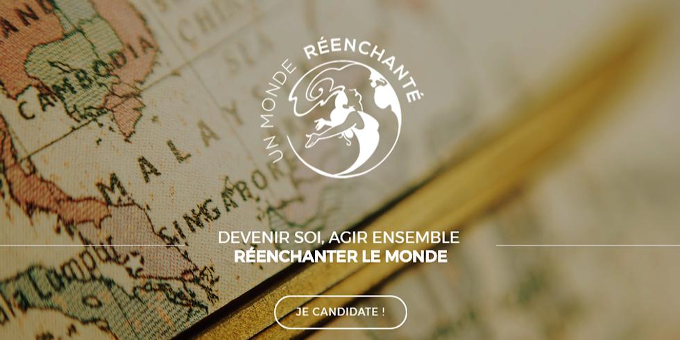 """Diffusion du film """"Un Monde Réenchanté au Maroc"""""""