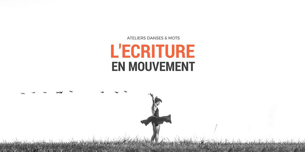 L'écriture en mouvement - Bordeaux