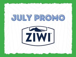 July Promo: Ziwi Peak