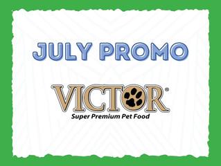 July Promo: Victor