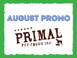 August Promo: Primal