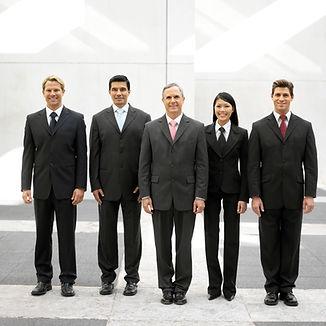 Equipe do escritório