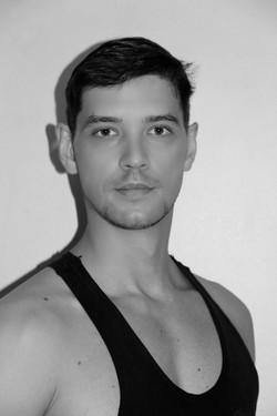 Dima Headshot 2014 Black & White(inter).jpg