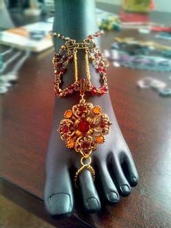 Foot jewels