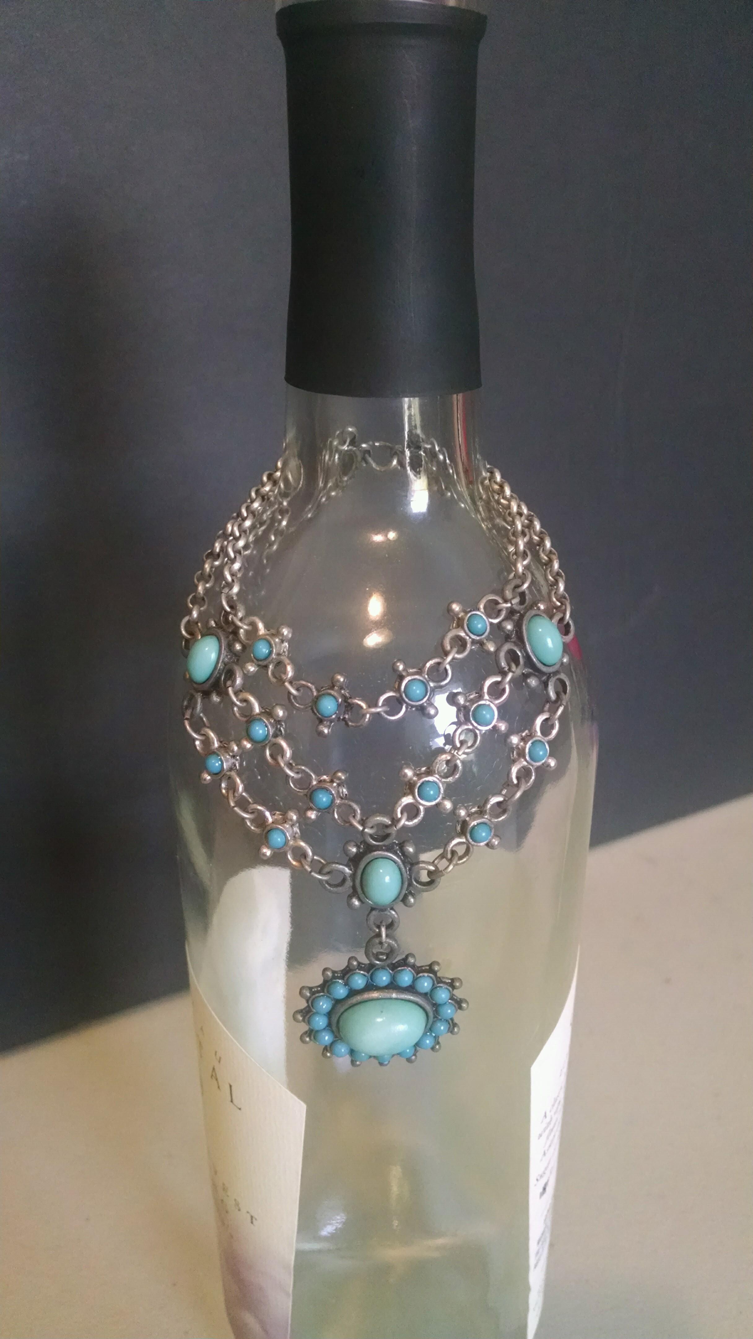 Wine Bottle Jewelry