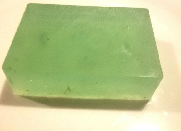 Aloe vera face and body soap