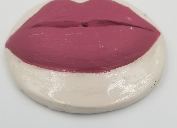 Lips incense holders