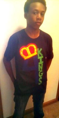 Custom designer handcrafted t shirt