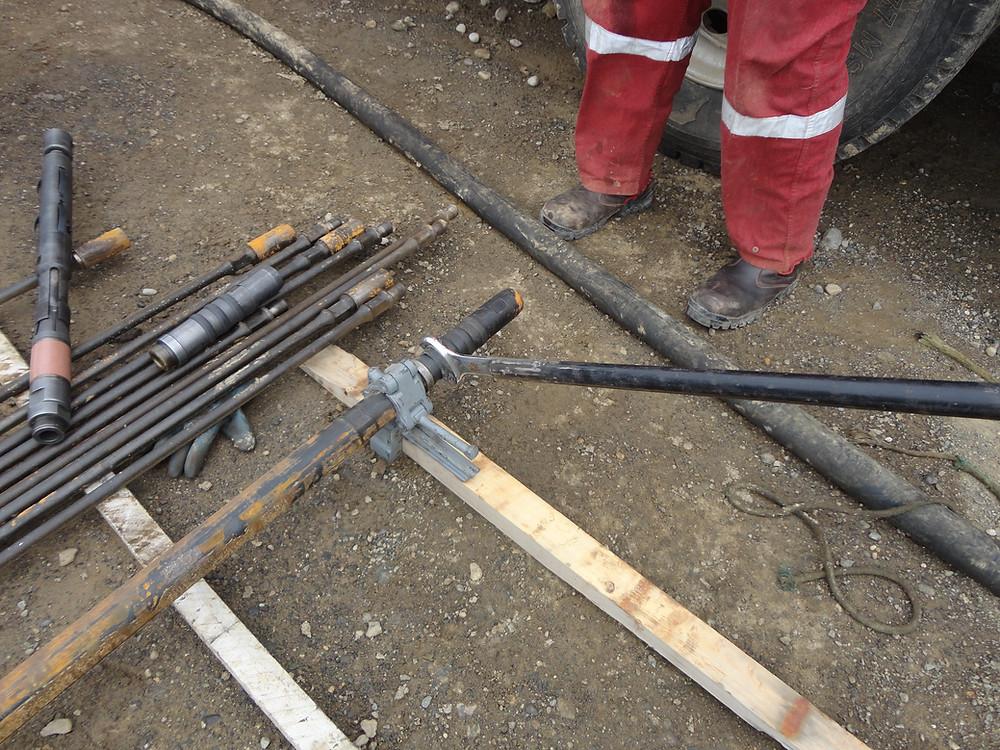 ancla de tubing pump anchor