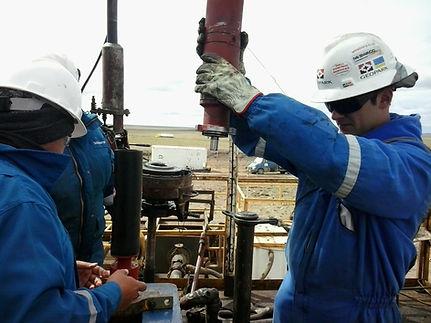 Consultoria Producción de Petroleo y gas