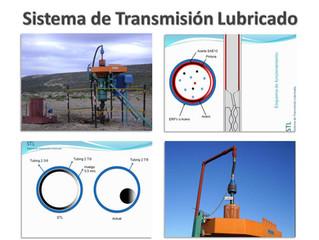 Sistema de Transmisión Lubricado