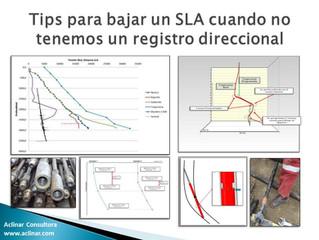 Tips para bajar un SLA cuando no tenemos un registro direccional
